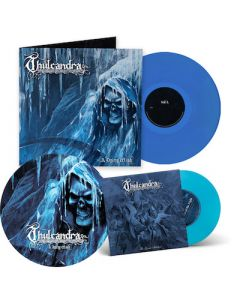 THULCANDRA - A Dying Wish / LIMITED DIEHARD EDITION BLUE LP + 7 INCH WITH SLIPMAT PRE ORDER RELEASE DATE 12/10/21