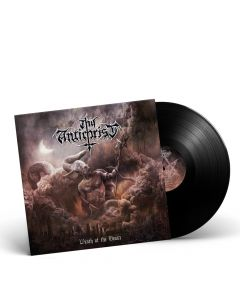 THY ANTICHRIST-Wrath Of The Beast/Limited Edition BLACK Vinyl Gatefold LP