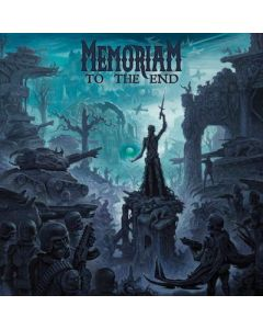 MEMORIAM - To The End / CD
