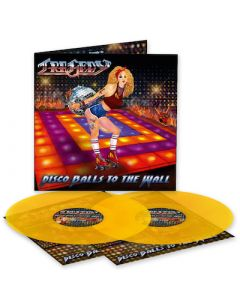 TRAGEDY - Disco Balls To The Wall / LIMITED EDITION ORANGE 2LP PRE ORDER EXPECTED SHIP DATE BY 10/8/21