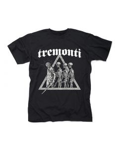 TREMONTI - Marching In Time / T-Shirt PRE-ORDER RELEASE DATE 9/24/21