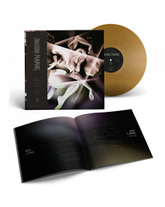 THE SMASHING PUMPKINS-SHINY AND OH SO BRIGHT, VOL. 1 / LP: NO PAST. NO FUTURE. NO SUN./Limited Edition GOLD Vinyl Gatefold LP+T-Shirt Bundle
