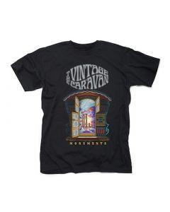 THE VINTAGE CARAVAN - Monuments / T-Shirt