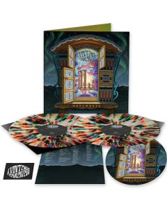 THE VINTAGE CARAVAN - Monuments / LIMITED DIEHARD EDITION MULTICOLOR SPLATTER 2LP W/ PATCH AND SLIPMAT