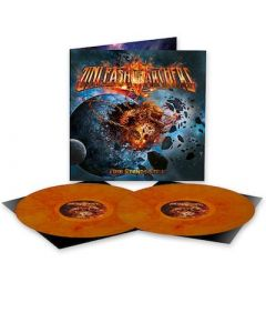 UNLEASH THE ARCHERS - Time Stands Still / YELLOW RED MARBLE 2LP PRE-ORDER RELEASE DATE 6/11/21