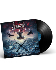 UNLEASHED- The Hunt For White Christ/Limited Edition BLACK Vinyl Gatefold LP