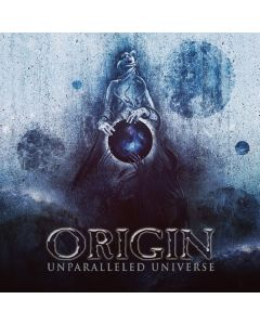 ORIGIN-Unparalleled Universe/Splatter LP