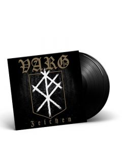 VARG-Zeichen/Limited Edition BLACK Gatefold 2LP