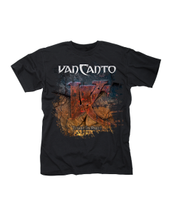 VAN CANTO-Trust In Rust/T-Shirt