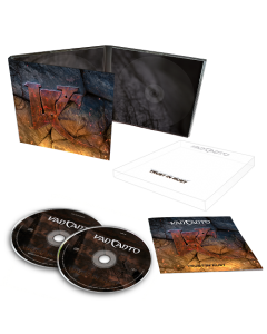 VAN CANTO-Trust In Rust/Limited Edition Digipack 2CD