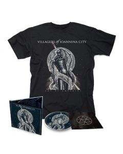 VILLAGERS OF IOANNINA CITY - Age Of Aquarius / CD + T-Shirt Bundle