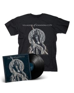 VILLAGERS OF IOANNINA CITY - Age Of Aquarius / BLACK 2LP + T-Shirt Bundle