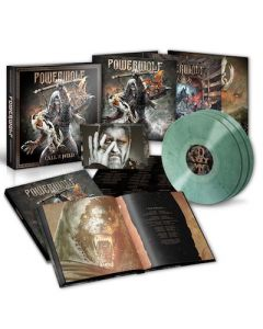 POWERWOLF - Call Of The Wild / LIMITED EDITION CLEAR GREEN 3LP BOXSET