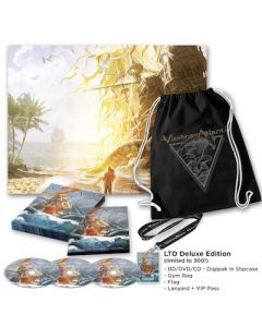 VISIONS OF ATLANTIS - A Symphonic Journey To Remember / DELUXE GYM BAG EDITION