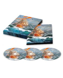 VISIONS OF ATLANTIS - A Symphonic Journey To Remember / Blu-Ray + DVD + CD DIGIPAK