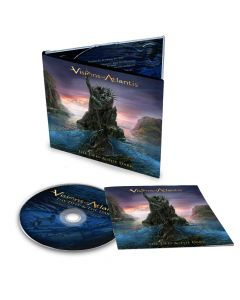 VISIONS OF ATLANTIS-The Deep & The Dark/Limited Edition Digipack CD