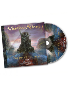 VISIONS OF ATLANTIS-The Deep & The Dark Live @ Symphonic Metal Nights/CD