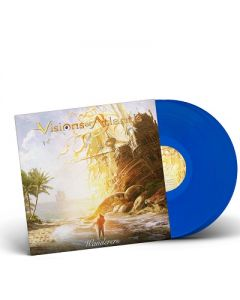 VISIONS OF ATLANTIS-Wanderers/Limited Edition OCEAN BLUE Gatefold 2LP