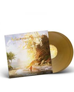 VISIONS OF ATLANTIS-Wanderers/Limited Edition GOLD Gatefold 2LP