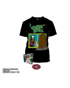 VALIENT THORR-Old Salt/Limited Edition Digipack CD + T-Shirt Bundle