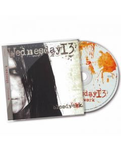 WEDNESDAY 13 - Bloodwork / CD