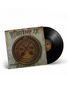 WEDNESDAY 13 - Undead Unplugged / Black LP