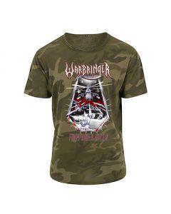 WARBRINGER - Firepower Kills / Camouflage T-Shirt