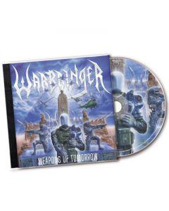WARBRINGER - Weapons Of Tomorrow / CD + T-Shirt Bundle