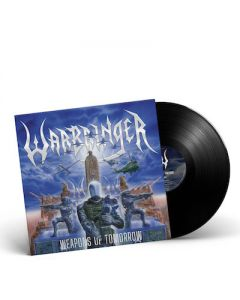 WARBRINGER - Weapons Of Tomorrow / BLACK LP + T-Shirt + Skateboard Bundle