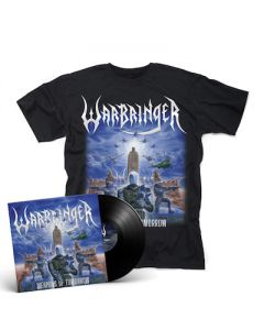 WARBRINGER - Weapons Of Tomorrow / BLACK LP + T-Shirt Bundle