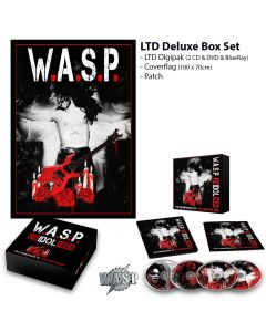 W.A.S.P.-Re-Idolized (The Soundtrack To The Crimson Idol)/Limited Edition DELUXE BOXSET