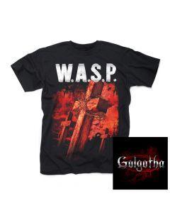 W.A.S.P. - Golgotha/T-Shirt