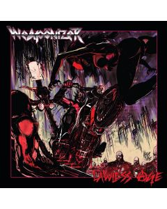 WEAPONIZER - Lawless Age / IRON SKULL SPLATTER LP