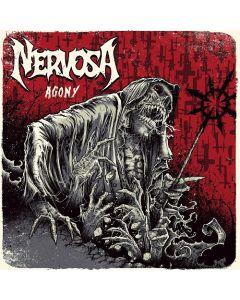 NERVOSA-Agony/CD