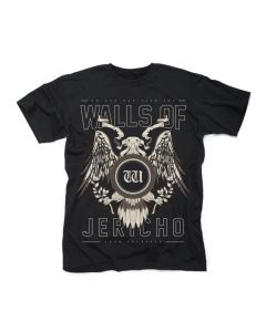 WALLS OF JERICHO-No One Can Save You From Yourself//T-Shirt
