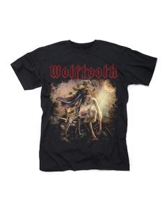WOLFTOOTH - Blood & Iron / T-Shirt PRE-ORDER RELEASE DATE 12/3/21