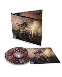 WOLFTOOTH - Blood & Iron / Digipak CD PRE-ORDER RELEASE DATE 12/3/21