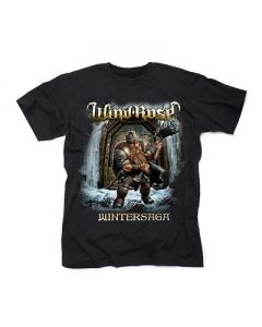 WIND ROSE-Wintersaga/T-Shirt