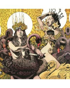 BARONESS-Yellow & Green/2LP