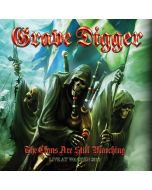 GRAVE DIGGER - The Clans Are Still Marching/Digibook CD + DVD