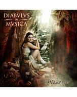 DIABULUS IN MUSICA - The Wanderer CD