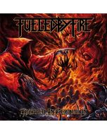 FUELED BY FIRE - Trapped In Perdition CD