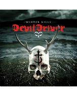 DEVILDRIVER - Winter Kills CD + Patch