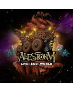 ALESTORM - Live at the End of the World/Digipack Limited Edition CD/DVD