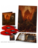 1914 - Where Fear And Weapons Meet / LIMITED DIEHARD EDITION RED BLACK MARBLE 3LP WITH PATCH AND POSTER PRE ORDER RELEASE DATE 10/22/21