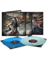 POWERWOLF - Call Of The Wild / LIMITED EDITION SKY BLUE WHITE MARBLE + BLUE MARBLE 2LP