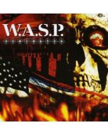 W.A.S.P. - Dominator/Limited Edition WHITE Vinyl Gatefold