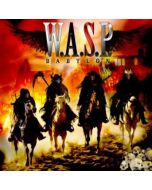 W.A.S.P. - Babylon/Limited Edition WHITE Vinyl Gatefold
