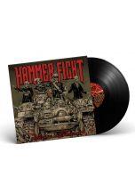 HAMMER FIGHT-Profound And Profane/Limited Edition BLACK Vinyl Gatefold