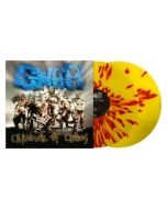GWAR - Carnival Of Chaos / Splatter 2LP